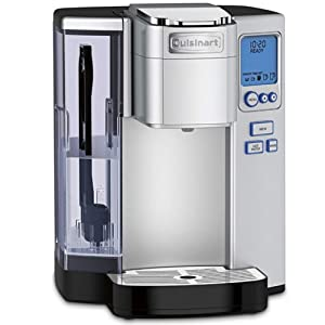 Cuisinart SS-10 Premium Single Serve Brewer (Renewed)