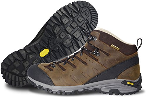 Best Group Squall Walking Boots Brown