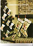 Alexa Designs...Christmas Fantasy for Cross Stitch and Needlepoint (Christmas Stockings)