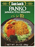 Sun Luck Panko Breading Mix, 3.5-Ounce Units (Pack of 12)