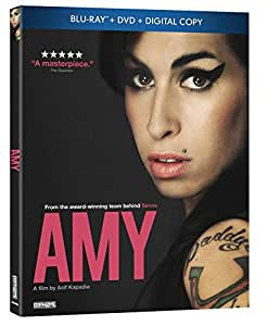 Amy (Blu-ray + DVD + Digital Download) (Sous-titres français)