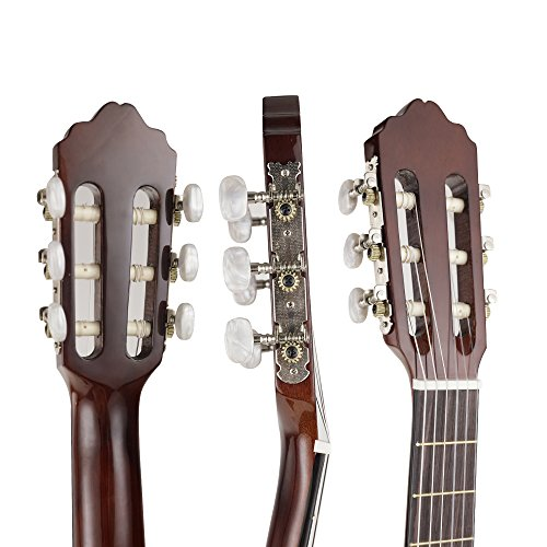 CNBLUE 3/4 Size Classical Acoustic Guitar 36 inch Nylon Strings Guitar for Beginners Kid Guitar - Image 5