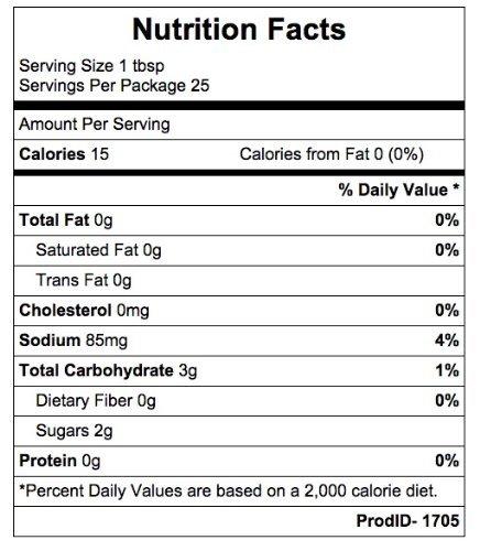 Organic Natural Ketchup: Portland Ketchup Company 14 oz Gluten-Free Vegan No-GMOs (12-Pack)