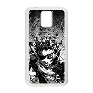 Personalized Durable Cases Deadman Wonderland For Samsung Galaxy S5 I9600 Cell Phone Case White Cbnvx Protection Cover