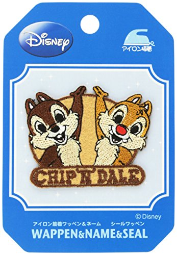 Pioneer Disney patch chip Dale ironing adhesive MY550-MY116 by Pioneer