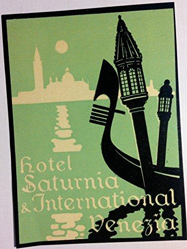 vintage hotel labels - 6