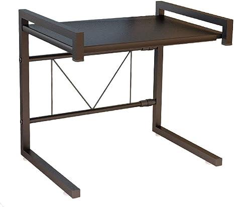 Estante de Cocina Mesa de Metal Ajustable Horno para Hornear Horno ...