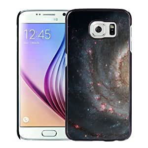 NEW Unique Custom Designed Samsung Galaxy S6 Phone Case With Whirlpool Galaxy Arm_Black Phone Case wangjiang maoyi