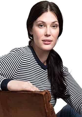 00b883f26e2 Boob Design Francis Organic Knitted Striped Maternity & Nursing Sweater