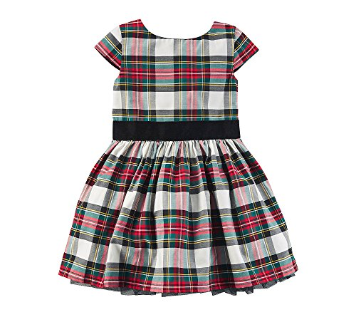 Christmas Plaid Dress - 8