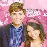 Disney Troy Gabriella Pink High School Musical Sleeping Bag