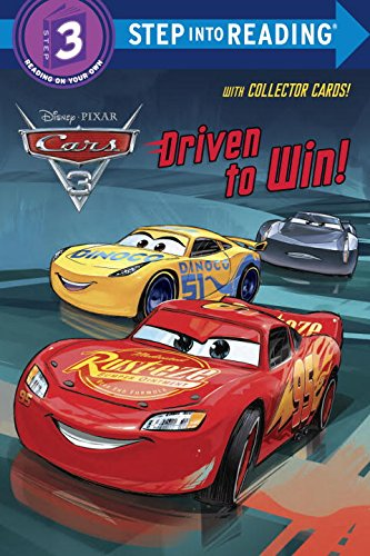 Disney/Pixar CARS 3 - Details & Downloadable Activity Sheets #Cars3 - Driven to Win! (Disney/Pixar Cars 3) (Step into Reading)
