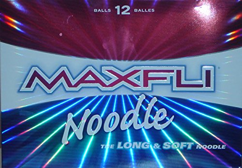 Maxfli Noodle Long & Soft Golf Balls (Maxfli Golf Clubs)