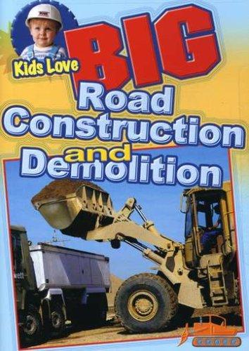 Big Series: Road Construction and Demolition (Road Dvd Construction)