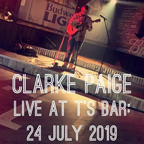 Live at T's Bar: 24 July 2019