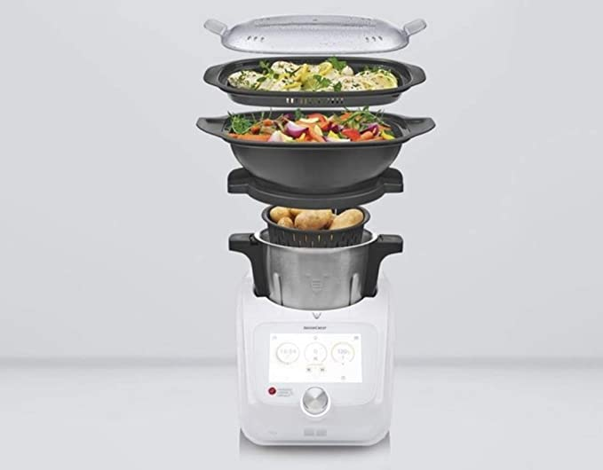 SilverCrest Monsieur cuisine connect: Amazon.es: Grandes electrodomésticos