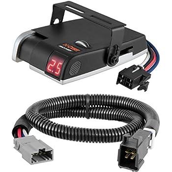 curt reflex brake controller wiring kit for. Black Bedroom Furniture Sets. Home Design Ideas