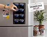 nespresso cabinet - SECONDS SALE | Ready To Ship Nespresso Vertuoline Capsule Holder Magnetic Wall Mount Storage