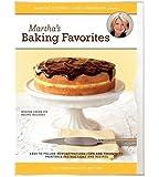 Martha Stewart: Martha's Baking Favorites