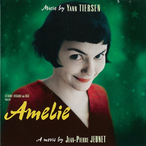 Image result for amelie soundtrack amazon