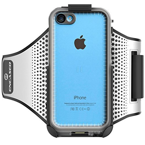 wholesale dealer e9f07 f3faf Encased Armband for Lifeproof Case - iPhone 5C (Fre/Nuud) (case is not  Included)