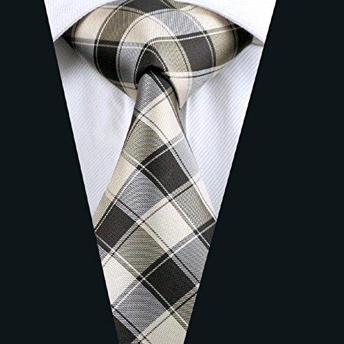 burberry ties for men brown - 7
