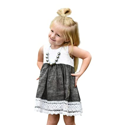Child Baby Girl White Lace Tube Top For Pettiskirt 1-8Y