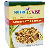 Nutriwise - Cheesesteak Pasta Diet Entree (7 Servings/box)