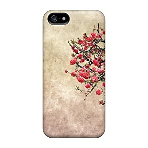 PC For SamSung Galaxy S6 Phone Case Cover With Flower Tree