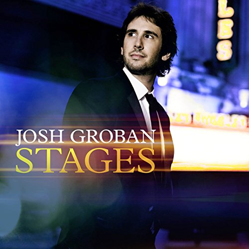 Stages (2015) (Album) by Josh Groban