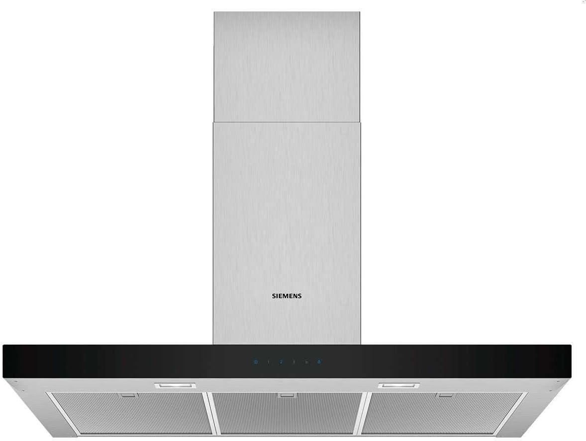 Siemens iQ300 LC96BFM50 - Campana (580 m³/h, Canalizado, A, A, D, 60 dB): Amazon.es: Hogar