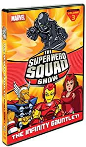 The Super Hero Squad Show: The Infinity Gauntlet Vol. 3