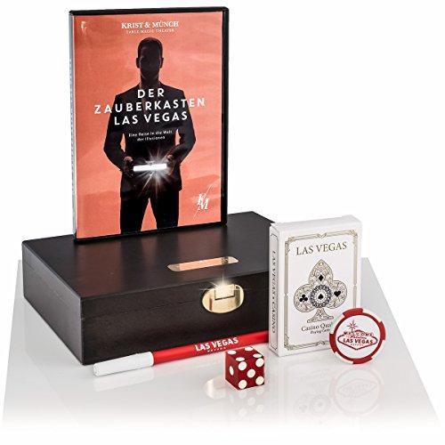 Zauberkasten inkl. Lern-DVD - Luxus Edition