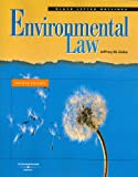 Black Letter Outline on Environmental Law, Gaba, Jeffrey M., 0314194436