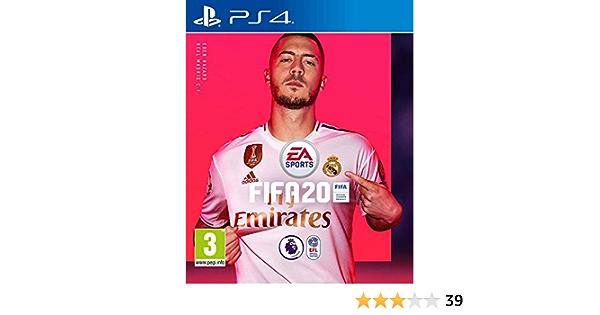 Amazon Com Fifa 20 Arabic English Edition Ps4 Video Games