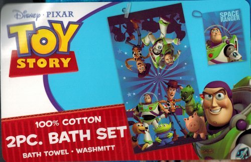 Mickey Mouse,Cars,Toy Story Bath Sets (Toy Story) (Baby Buzz Lightyear)