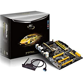 AsRock Z77 OC Formula Motherboard (Intel Z77, DDR3, S-ATA 600, PCI