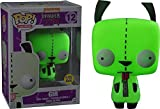 Funko Pop! TV #12 Invader Zim Glow in The Dark Gir (Hot Topic Exclusive)