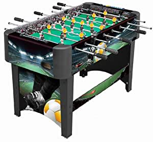 Playcraft Sport Foosball Table, Black, 48-Inch