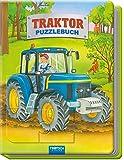 Das TRAKTOR Puzzlebuch: 4 Puzzles, 12-teilig mit Farbvorlagen