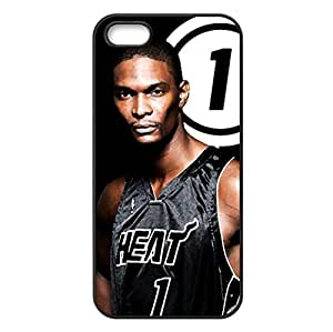 Fashionable Designed iPhone 6 4.7 TPU Case with Miami Heat Chris Bosh Image-by Allthingsbasketball