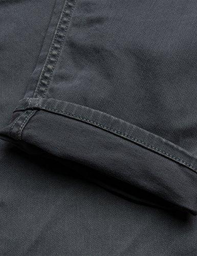 Pantalones 20 Grey para Delgados REPLAY Anbass Hombre Vaqueros Gris Dark CnvF5fwxqO