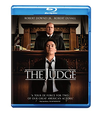Blu-ray : The Judge (With DVD, Digitally Mastered in HD, , Dolby, Digital Theater System)