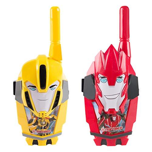 Transformers WT2-01096 Molded Walkie Talkies (Transformers Dog Costume)