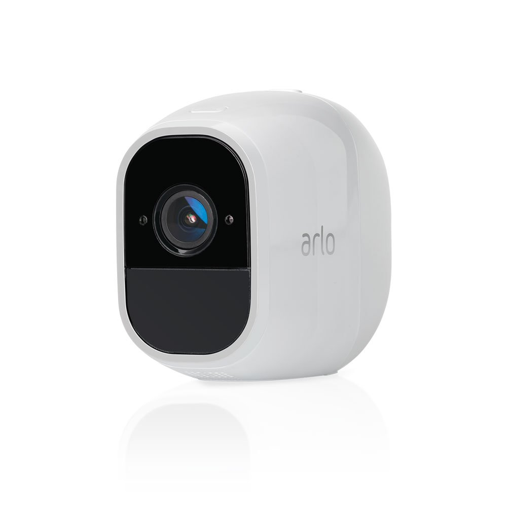 Arlo Pro 2 by NETGEAR Add-on Security Camera, Rechargeable, Wire-Free, 1080p HD, Audio, Indoor/Outdoor, Night Vision, Works with Amazon Alexa (VMC4030P) [Base Station not Included] by NETGEAR (Image #2)