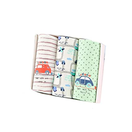 WJY Ropa Interior De Niño Impresión Dibujos Animados Calzoncillos Boxer En Caja Bragas Cómodo Respirable Calzoncillos