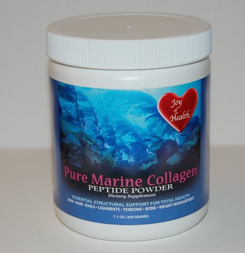 200 grammes de poudre de Peptide de pur collagène marin