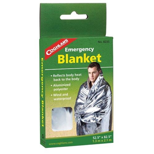 Coghlan's 8235 Emergency Blanket