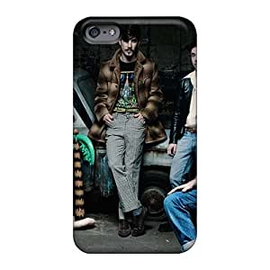 Hard Protect Phone Case For Iphone 6 (UPI7879IDVM) Allow Personal Design Lifelike Macbeth Band Pattern