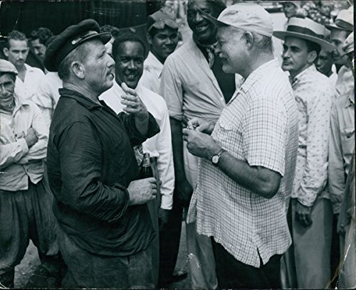 spencer-tracy-and-ernest-hemingway-together-on-the-set-of-the-old-man-and-the-sea-in-cuba-12x16-phot